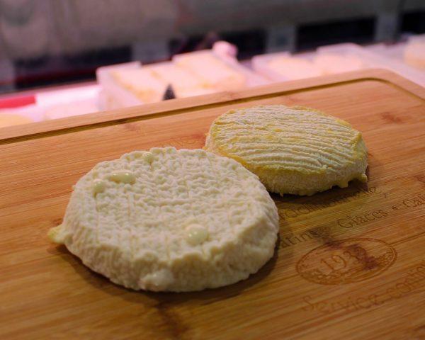 Le Pérails, fromage de la Ferme d'Ambias à Gaec présent sur la boutique en ligne