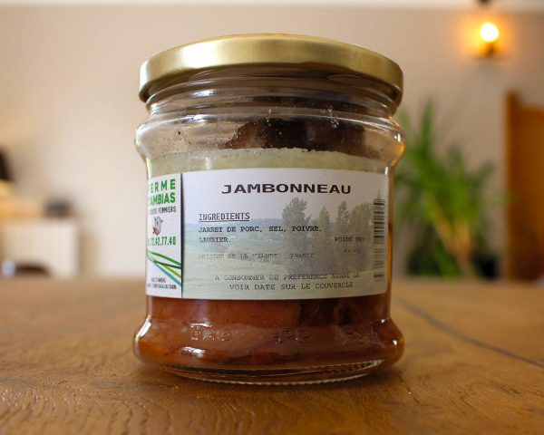 Jambonneau de la boutique en ligne La Ferme d'Ambias à Gaec