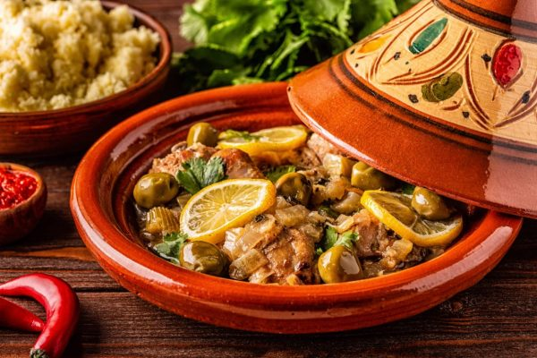 Tajine - plat prepare Ferme Ambias - Aveyron - Vente en ligne